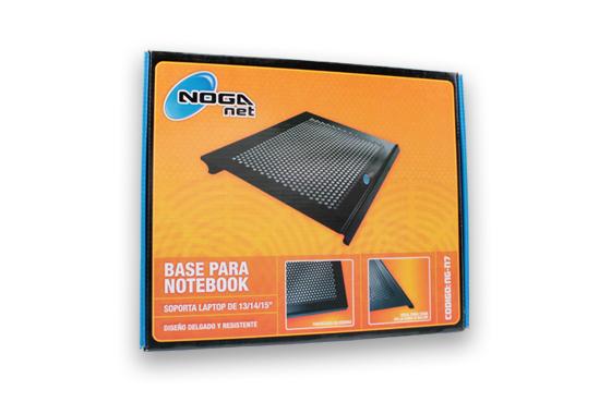 Base para Notebook con Cooler Noganet NG-N7