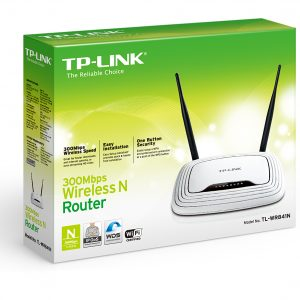 Router Inalámbrico TP-LINK WR841N