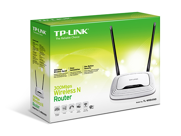 Router Inalámbrico TP-LINK WR841ND
