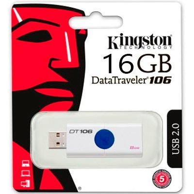 Pendrive Kingston 16gb DT106