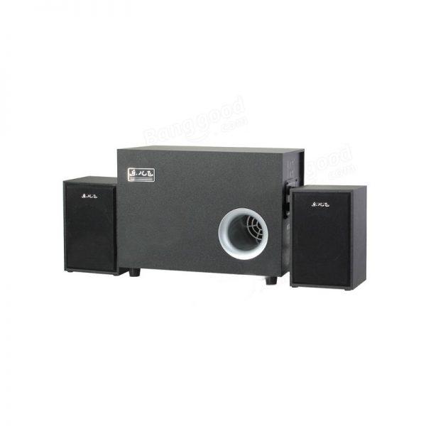 Parlante 2.1 Speaker D-001 WB458
