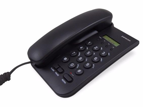 Teléfono fijo Panacom PA-7550